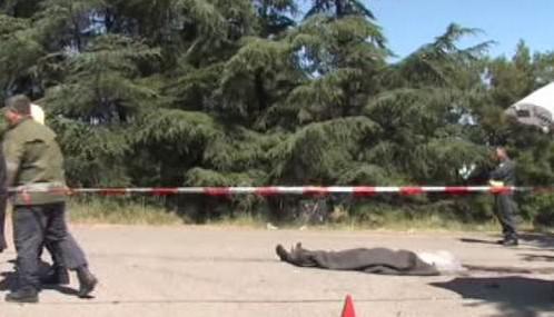 Oběť nehody autobusu v Bulharsku