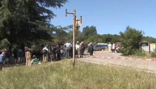Nehoda autobusu u bulharského Jambolu