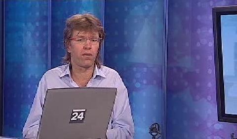 Miloš Čermák hostem České televize