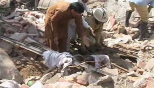 Útok v Láhauru