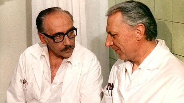 Ladislav Chudík a Miloš Kopecký