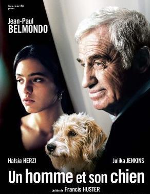Muž a jeho pes
