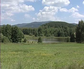Pozemek v újezdu Hradiště