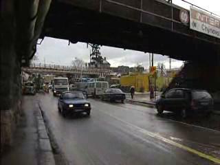 Křižovatka Černé mosty