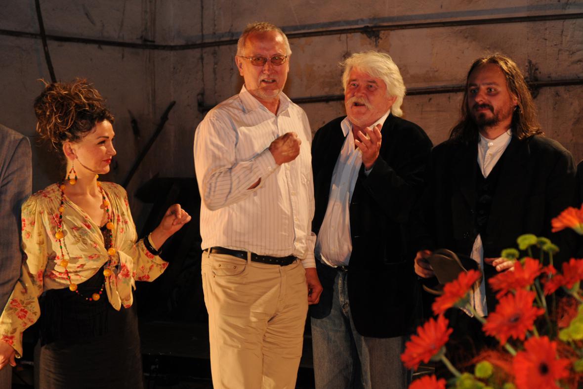 Premiéra opery Brenpartija
