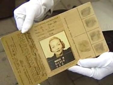 Dobový dokument Marlene Dietrichové