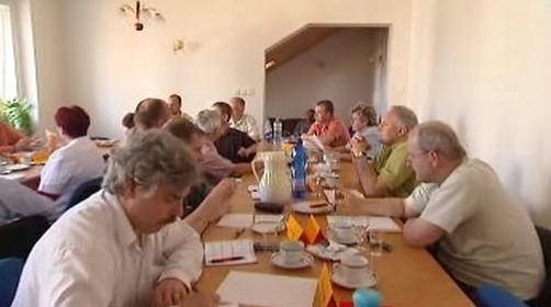 Jednání krajských organizací KDU-ČSL