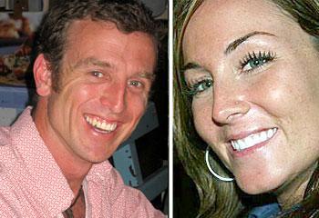 Nigel Brennan a Amanda Lindhout