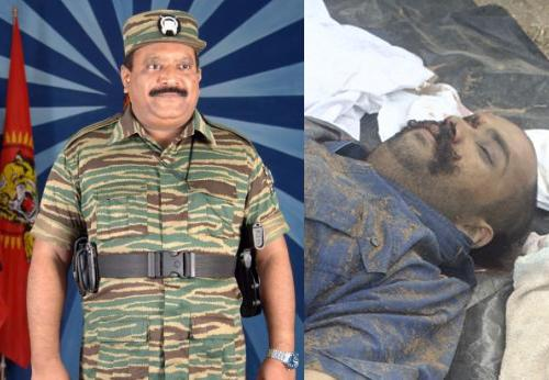 Vélupilláí Prabhakaran