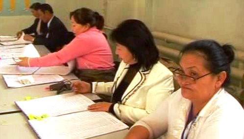 Mongolská volební komise