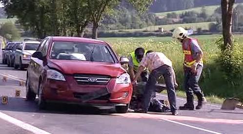 Smrt motorkáře
