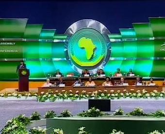 Summit Africké unie