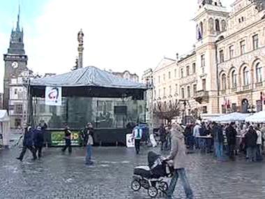Pardubické náměstí
