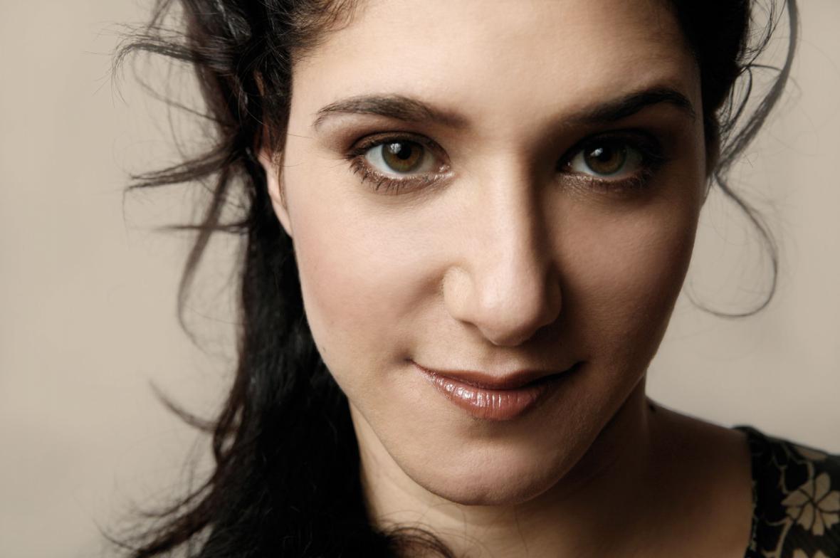 Klarinetistka Sharon Kam