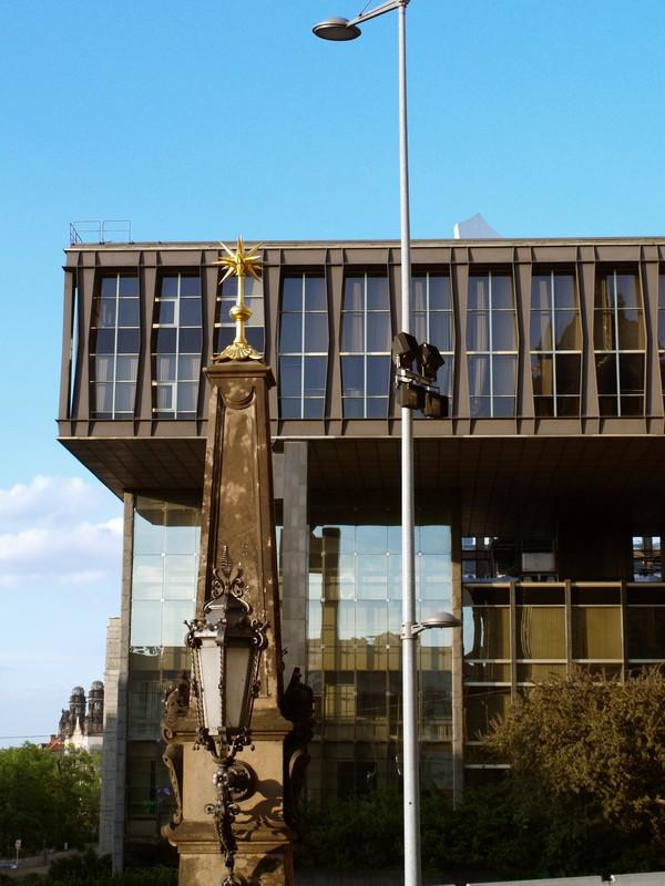 Praha - Národní muzeum, nová budova