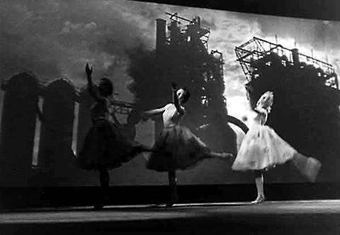 Představení v Laterně magice (před 50 lety)