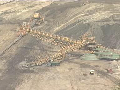 Sokolovský hnědouhelný důl