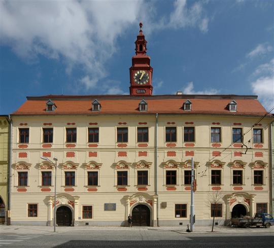 Radnice v Jihlavě