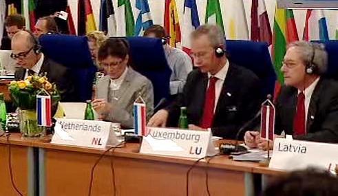 Zasedání Evropské unie