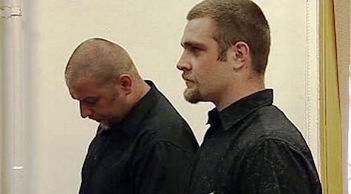 Bratři Karel a Bohumil Vocilkovi