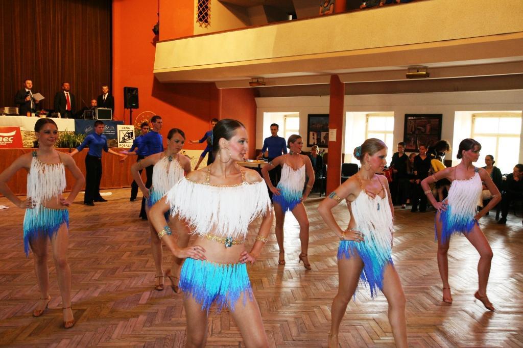 Taneční soutěž