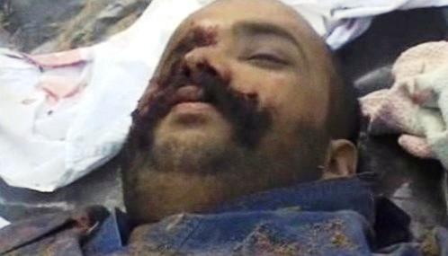 Zabitý tamilský vůdce Prabhakaran