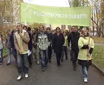 Pochod proti cukrovce