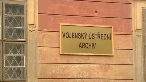Vojenský ústřední archiv