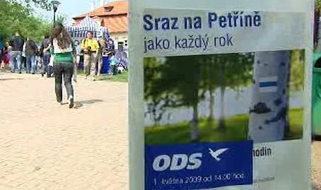 ODS na Petříně