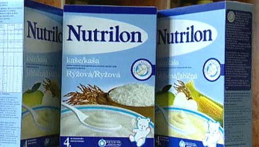 Dětská výživa Nutrilon
