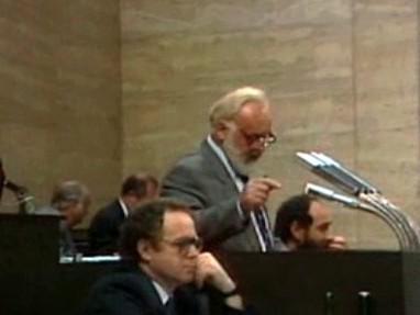 Věněk Šilhán ve Federálním shromáždění