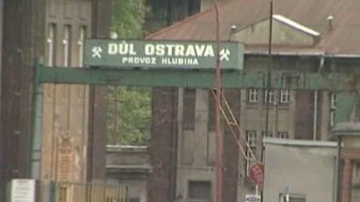 Důl Ostrava