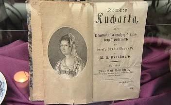 Kuchařka Magdaleny Dobromily Rettigové