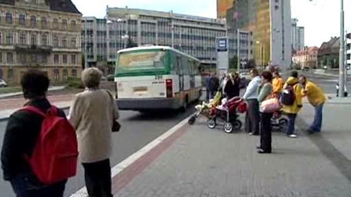 Autobusová zastávka