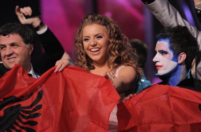 Albánie - Eurosong 2009