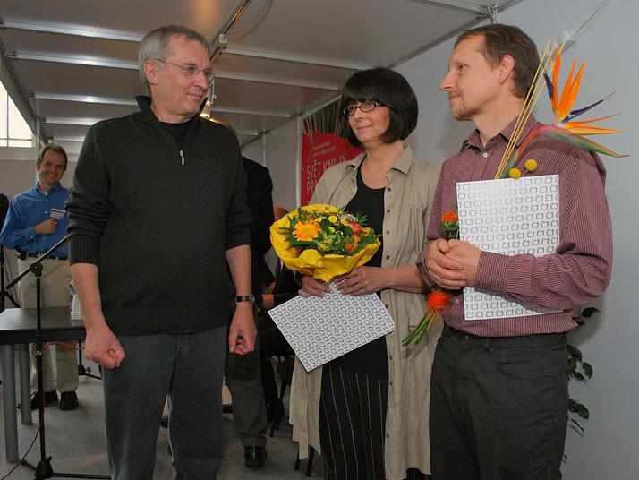 Cena Kolegia generálního ředitele České televize 2006–2009