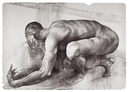 Grafika Oldřicha Kulhánka