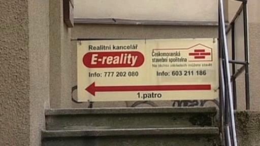 Realitní kancelář E-reality