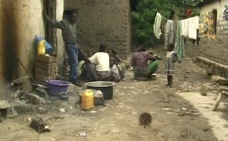 Chudoba v Africe