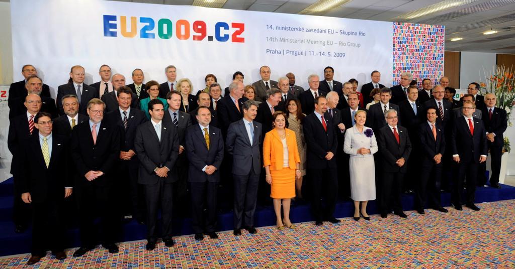Ministři zahraničí EU a zemí Latinské Ameriky