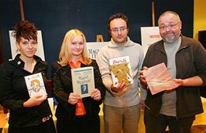 Magnesia Litera - nominovaní
