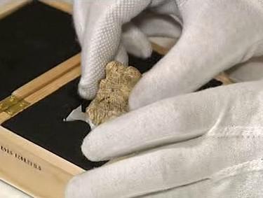 Nejstarší figurka člověka na světě