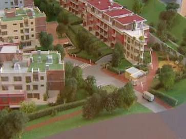 Model bytové výstavby
