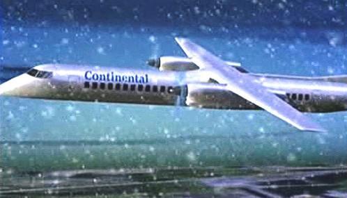 Letadlo společnosti Continental