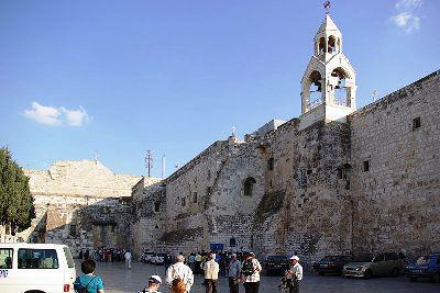 Betlémská bazilika Narození Páně