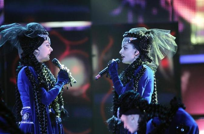 Arménie - Eurosong 2009
