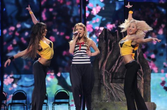 Rumunsko - Eurosong 2009