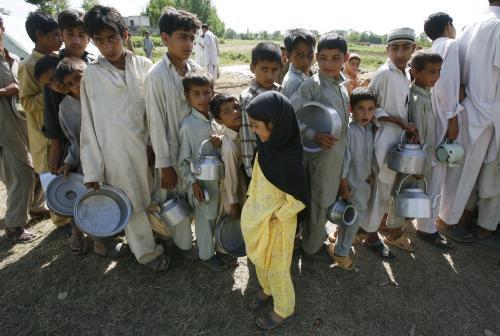 Pákistánští uprchlíci