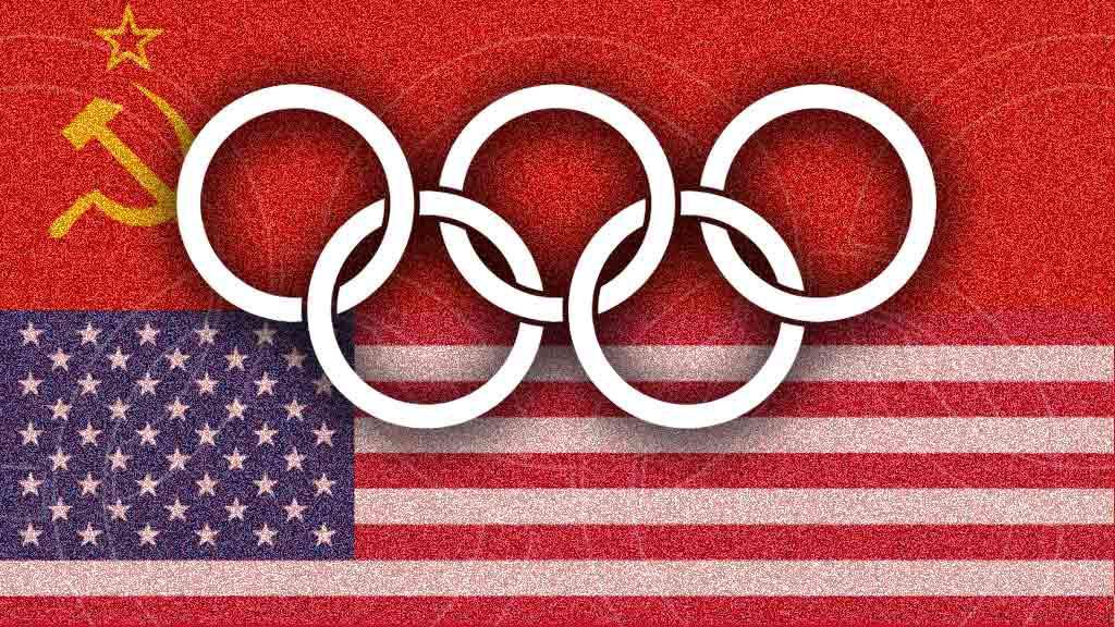 Olympiáda a studená válka