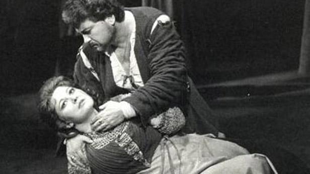 Eva Urbanová jako Milada ve Smetanově Daliborovi